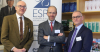 Dr Matt Crowe (Environmental Protection Agency), Niall Cussen (Office of the Planning Regulator) and Professor Alan Barrett (ESRI)