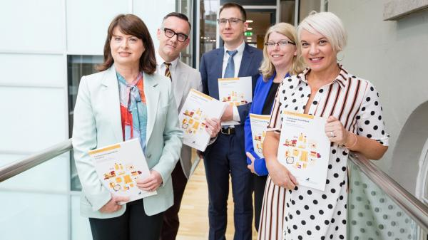 Launch of ESRI IHREC Caring and Unpaid Work Report