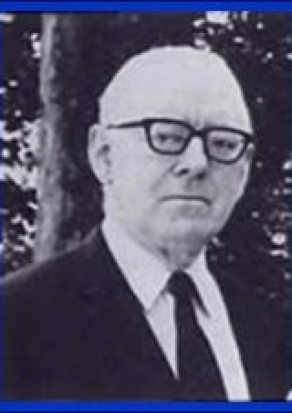 Photo of Roy C. Geary